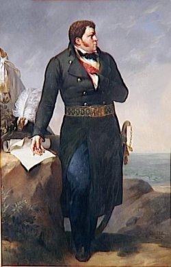 Georges Cadoual, Bretoens vrijheidsstrijder